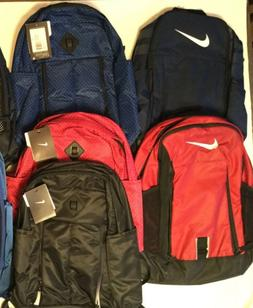 Nike Back Pack Book Bag New Tags Variety Colors Limited Quan
