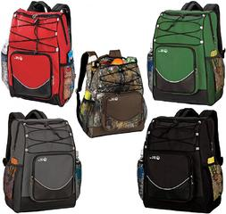 Backpack 20 Can Cooler Bag Outdoor Camping Keep Food Drinks