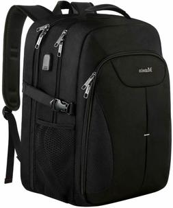 MATEIN Travel Laptop Backpack, Large Durable TSA Backpack fo