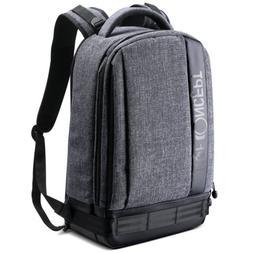 Large Camera Backpack Bag Case for Canon Nikon Sony DSLR SLR