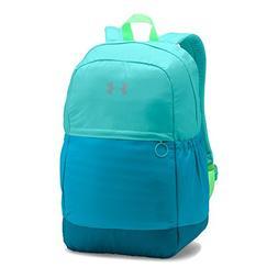 Under Armour Original Backpack Blue Infinity Trip School Gir