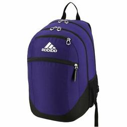 Backpack Collegiate, adidas Unisex Striker II Team, Purple/B