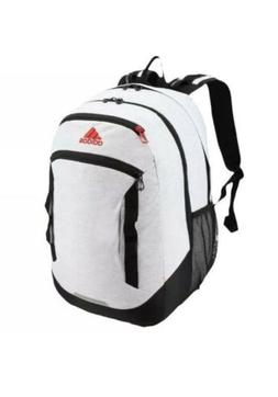 Adidas Backpack - Excel IV White Jersey BRAND NEW