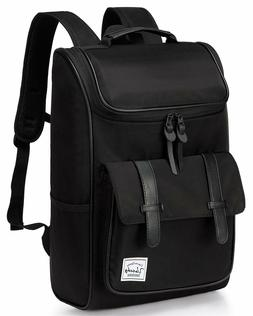 Backpack for Men,Vaschy Vintage Water Resistant Daypack Coll