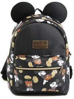 Backpack Mickey Mickey Disney Woman Backpack Fashion Black