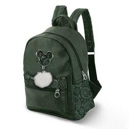 Backpack Mickey Mouse Disney Green Woman Backpack Green 3881