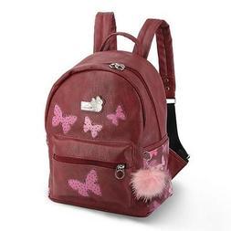 Backpack Minnie Disney Burgundy Woman Backpack Burgundy 3879