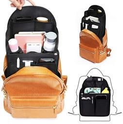 Backpack Nylon Organizer Insert Bag Shoulder Bag Divider Bag