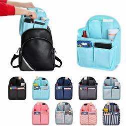 Backpack Organiser Insert Bag in Bag Shoulder Rucksack Bags
