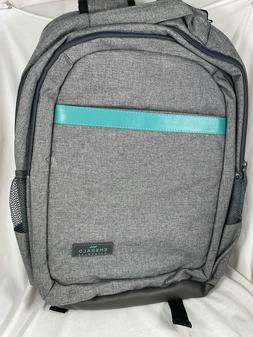 Backpack Rucksack Emerald Waterways Computer Travel Daypack