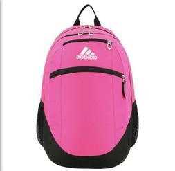ADIDAS Backpack Striker II-Shock Pink NWOT MSRP $44-School+S