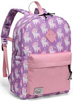 Backpack for Little Girls,Vaschy Preschool Backpacks for kin