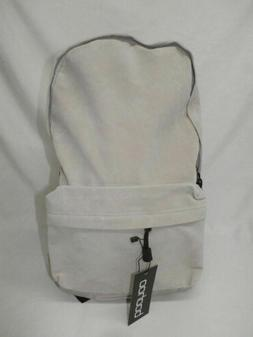 Backpack Boohoo Suedette Rucksack w/ Front Zip Pocket MM1 Gr