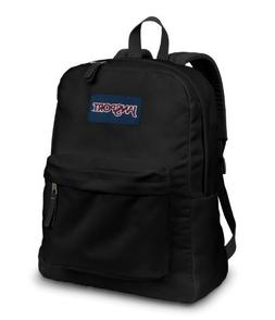 Jansport Backpack Superbreak Black 51353