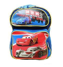 Backpack - Disney - Cars - Large School Bag McQueen Laps in