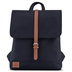 "Backpack Women Black / Brown - JOHNNY URBAN ""Mia"" from Recyc"