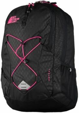 THE NORTH FACE Backpack-Women Jester-Black Emboss/Petticoat