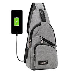 Backpack with USB Charging PortAnti Theft for Women Men,Ca