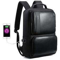 Backpacks Bopai Business 15 Inch Laptop Bag USB Charging Por