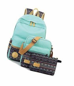 Leaper Backpacks for Teen Girls Teen Backpack Set School Bag