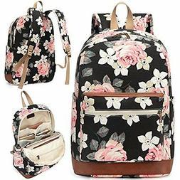 Kenox Backpacks Girl's School Rucksack College Bookbag Lady