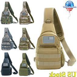 Backpacks Traveling Hiking Outdoor Chest Packs Shoulder Bags