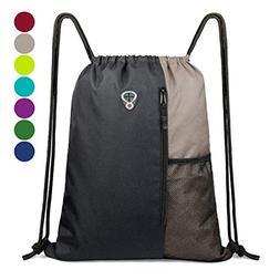 BeeGreen Sport-Bag-Backpack-Drawstring-for -Men&Women Gym Ba