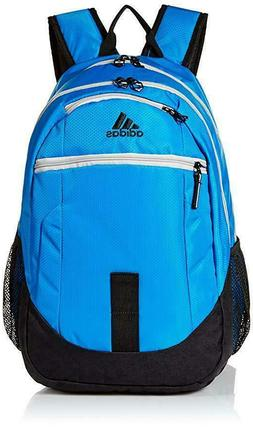 Adidas EXCEL IV Classic Laptop XXL Backpack BLACK WHITE SCHO