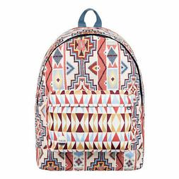 """Roxy """"Be Young"""" Backpack in Pale Dogwood Pasadena Blanket"""