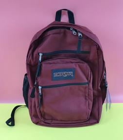 JanSport Big Student Backpack Viking Red #5128