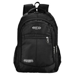 Black Backpack, Premium Quality Back Pack Perfect for Any Ta