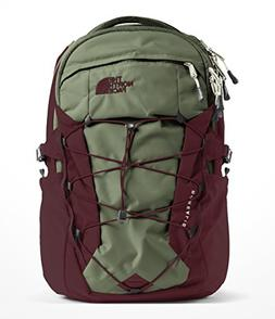 The North Face Borealis Backpack - Four Leaf Clover & Sequoi