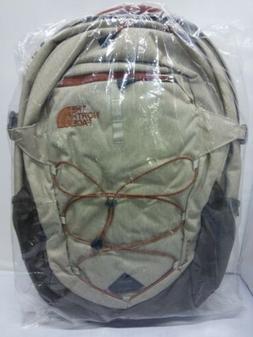 The North Face Borealis Backpack - Desert Tan/ Burnt Orange