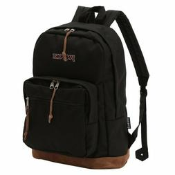 Brand New Cool Jansports Right Pack Backpack Black JS00TYP70