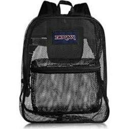 Brand New  JanSport Mesh Backpack, School Bookbag, JS0A2SDG0