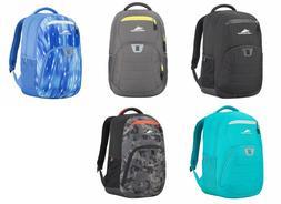 Brand New High Sierra RipRap Lifestyle Backpack Book Bag Var