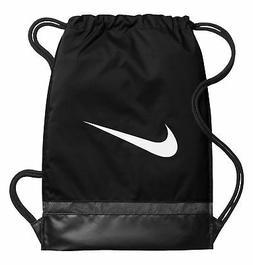 NIKE Brasilia Gymsack, Black/Black/White, One Size