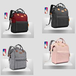 "BRINCH Waterproof 14.6""15.6"" Laptop Backpack Travel Business"