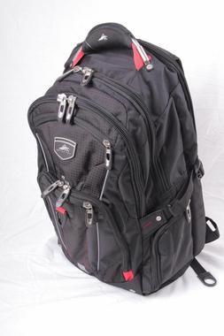 Backpack High Sierra Elite colors available heavy duty profe