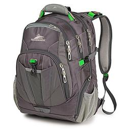 High Sierra Business Laptop Backpack in Charcoal