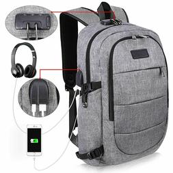 Tzowla Business Laptop Backpack, Water Resistant Anti-theft