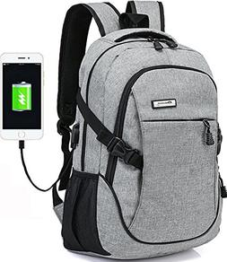 Trustbag X-20 Laptop Backpack with Usb Charging Port Busines