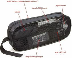 ButterFox Universal Electronics Accessories Travel Organizer