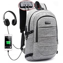 Laptop Backpack, Business Anti Theft Waterproof Travel Backp
