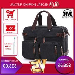 MARKROYAL Canvas Travel Bags Hight Capacity <font><b>Backpac