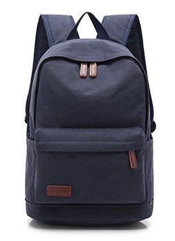 KAYOND Casual Style Lightweight canvas Laptop Bag/Cute backp