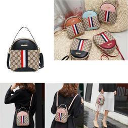 Causal Backpack Women Fashion Shoulder Bag Small Travel Cros
