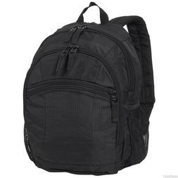 Everest Childen's Deluxe Backpacks -Black