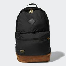 ADIDAS CLASSIC 3 STRIPES PLUS BACKPACK BLACK CL5767  NWT