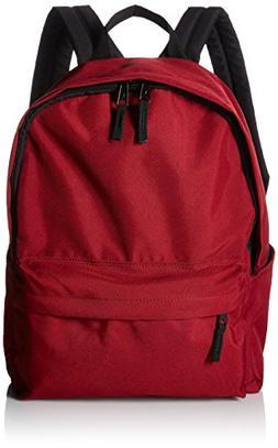 AmazonBasics Classic Backpack - Red
